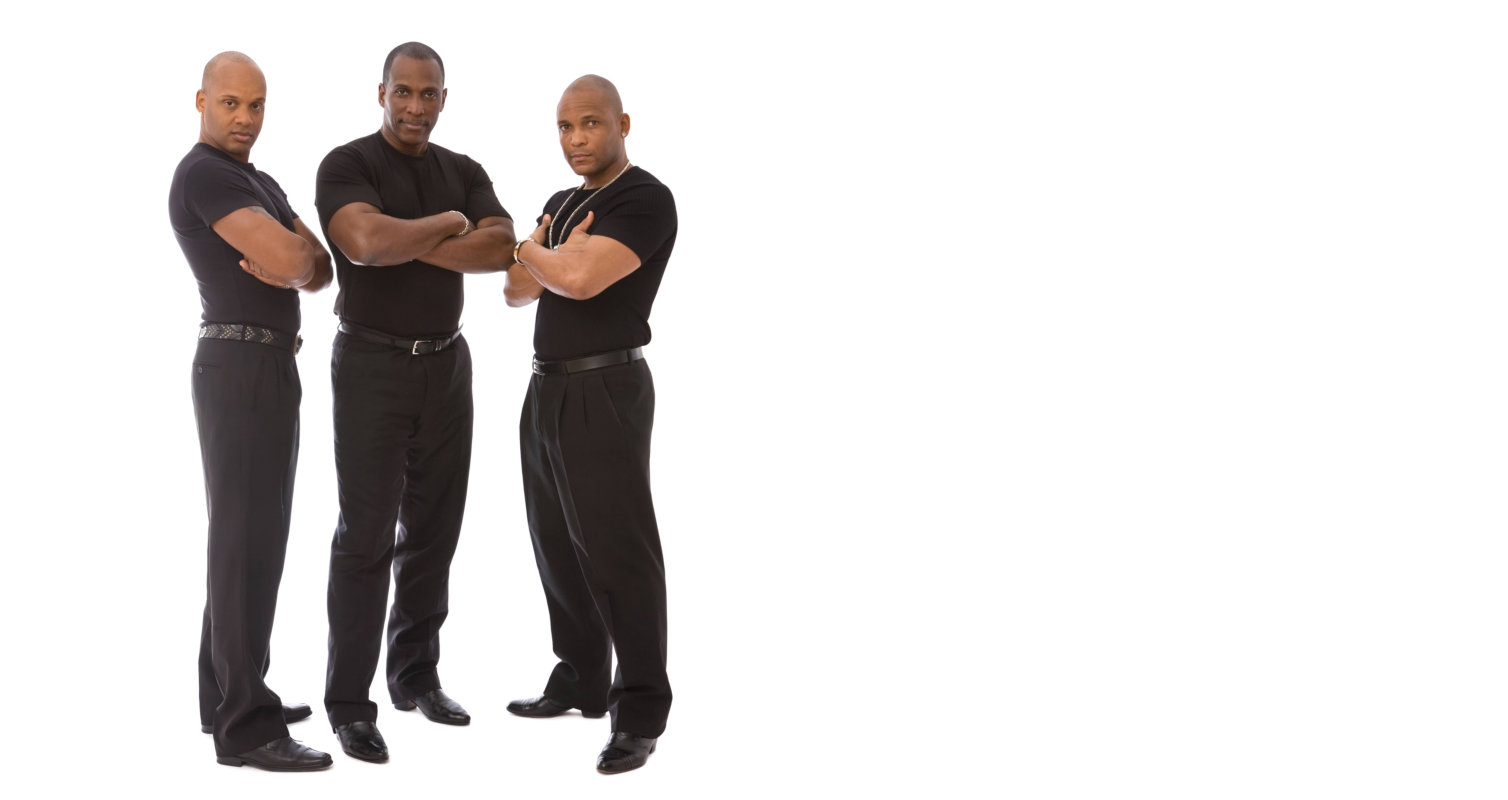 guards standing