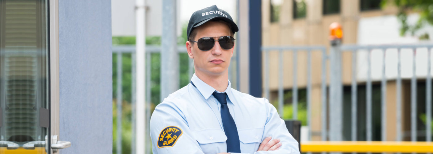portrait of a guard